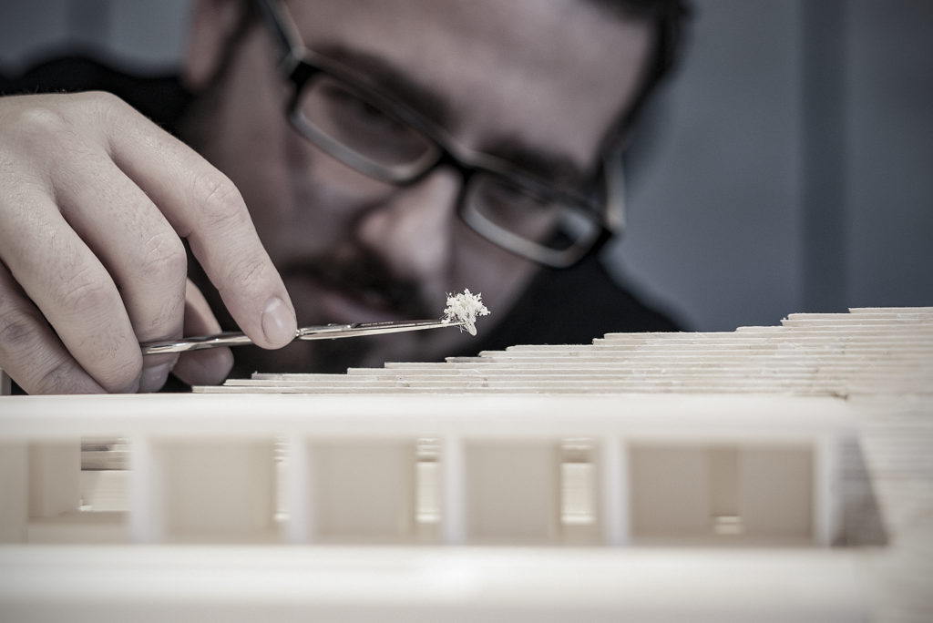 architectural model builders